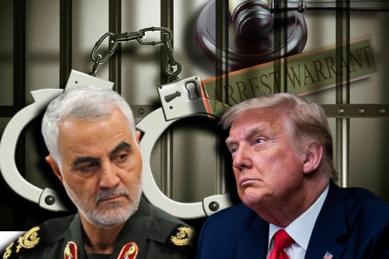 Arrest warrant issued against Trump by Iraqi judge over leader's assassination