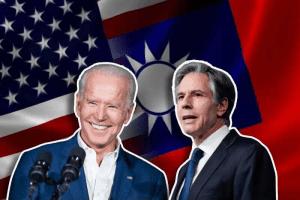 Taiwan's Hsiao Bi-Khim attends Biden's inauguration