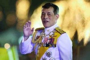 Thai King's visa-free stay