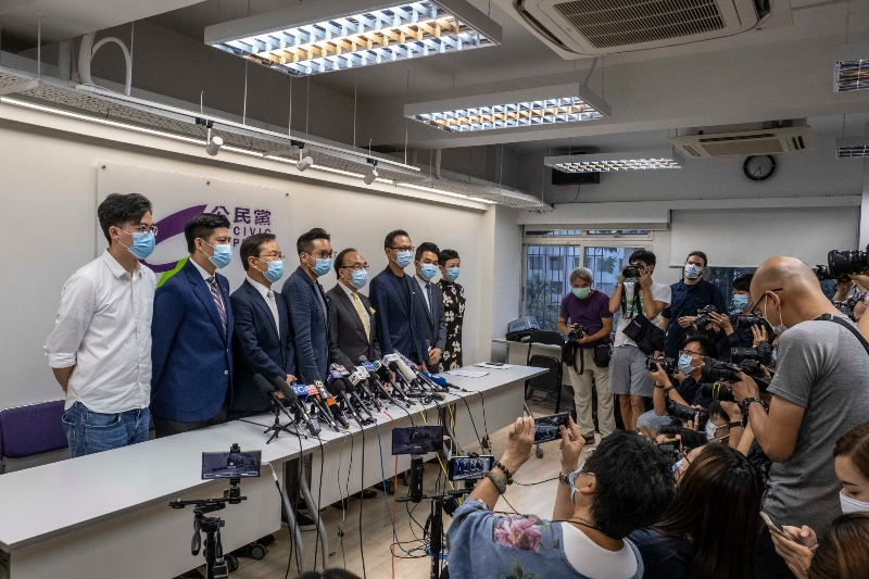 China tightening its hold on Hong Kong elections: Report