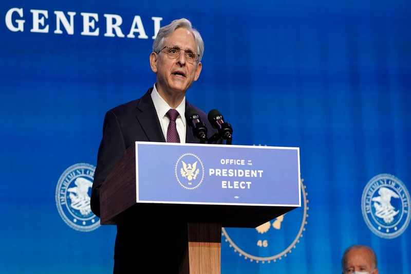 Merrick Garland Might Be America's Next Attorney General