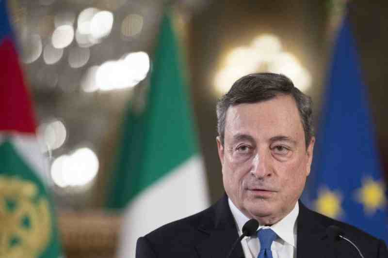Italy finally has a serious government that reassures Europe and the Italians, Mario Draghi's identikit