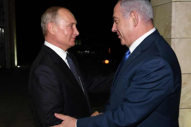 Israel Calls For Secret Agenda Meeting With Moscow About Syria
