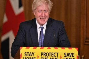 COVID-19, the Boris Johnson plan to bring the UK back to normal
