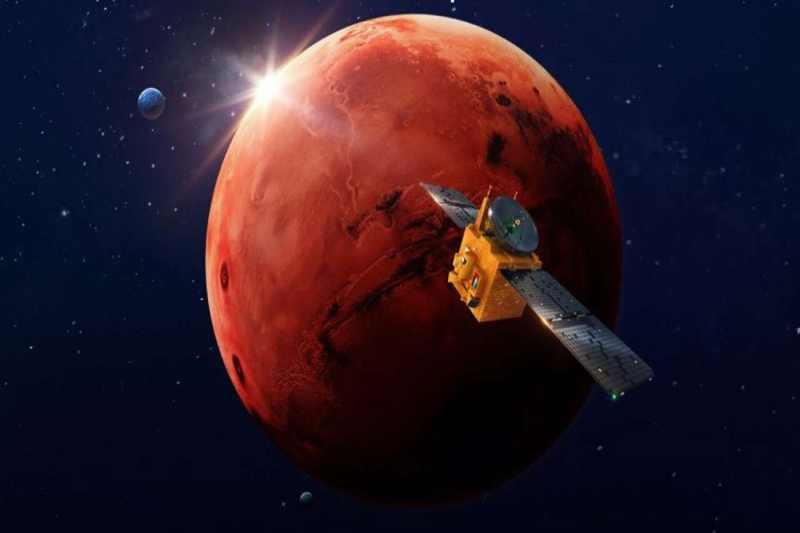 UAE Hope Probe successfully enters Mars orbit