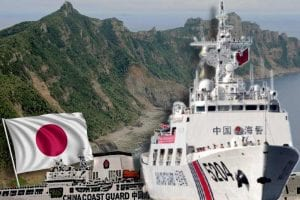 Japan contests re-entry of China Coast Guard vessels in its waters near the Senkakus