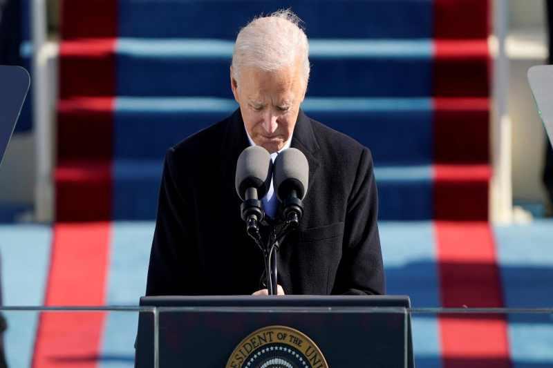 """Step up"" Biden tells US senators to beat China"