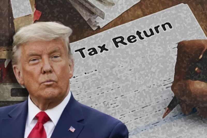 Tax Trump 1 - Home