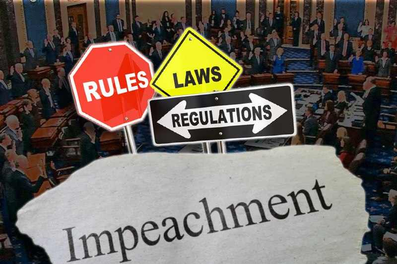 Trump impeachment trial rules agreed upon by Senate leaders