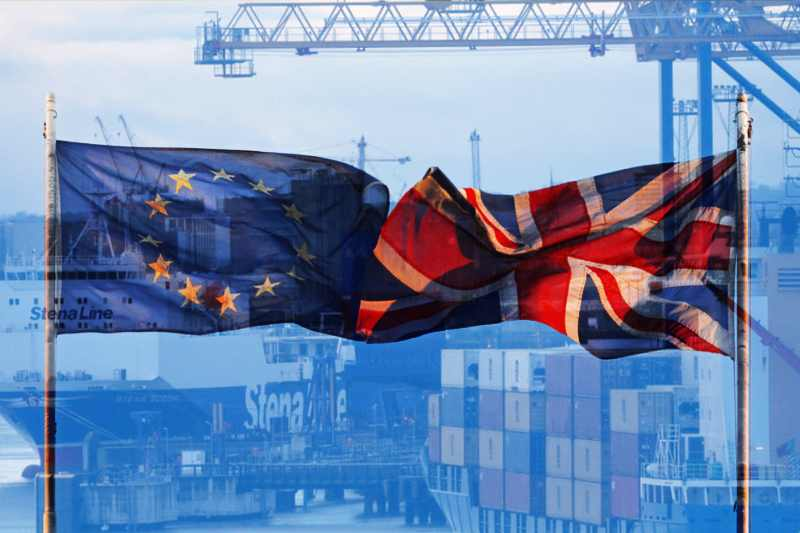 UK & EU engage in 'constructive' talks over Northern Ireland trade protocol