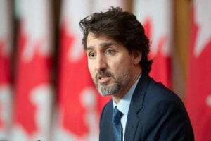 Justin Trudeau Expresses Comfort In Biden Leadership