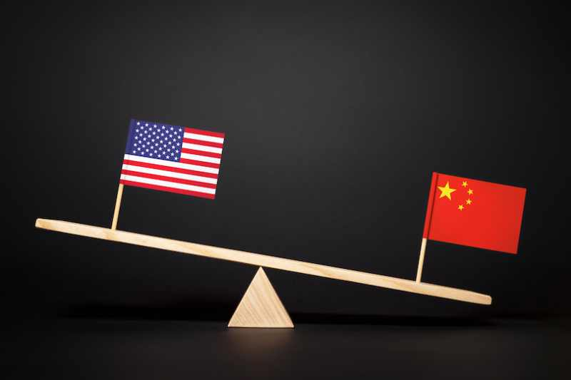 The geopolitics between the US and China in the Pacific region also concerns the EU