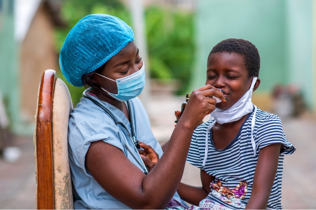Africa's much-touted healthcare on verge of clogging amid third wave of COVID19