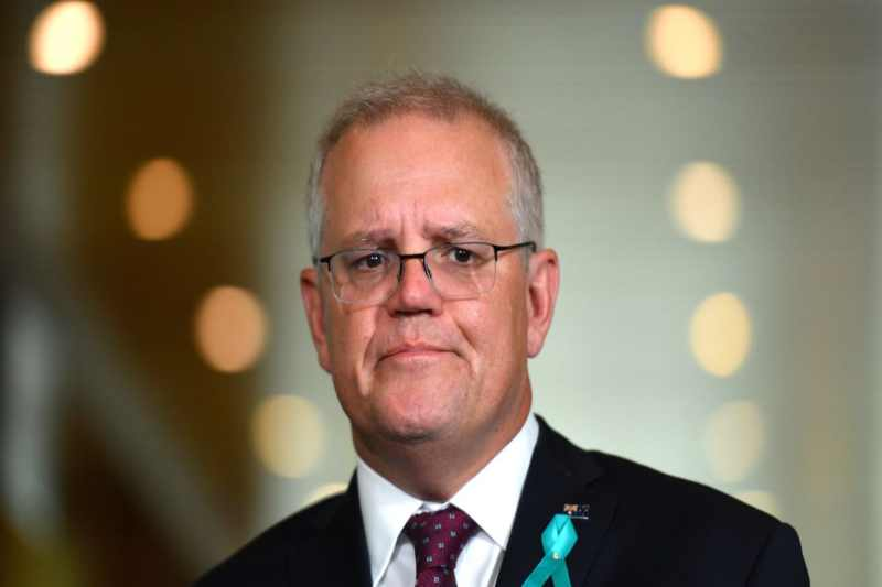 Australian PM Embarrassed Over Parliament Sexual Misconducts