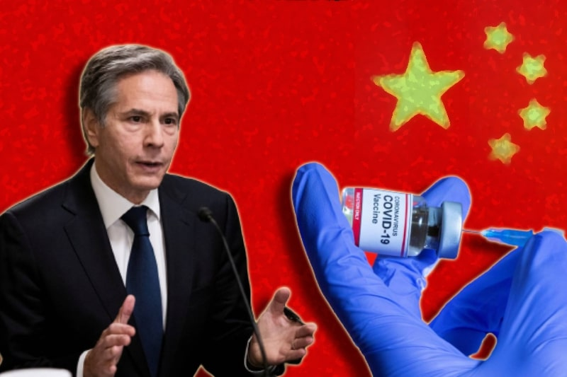"US slams China for using ""coercion"" and vaccine diplomacy to increase its influence in Asia-Pacific region"