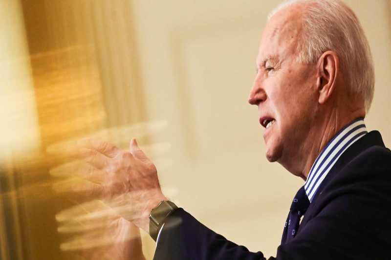 Biden commemorates 'Bloody Sunday', calls Congress to restore voting rights act