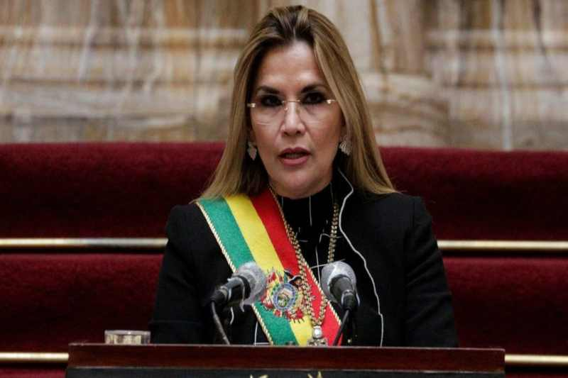 Bolivia's former President Jeanine Anez gets arrested over alleged coup charges