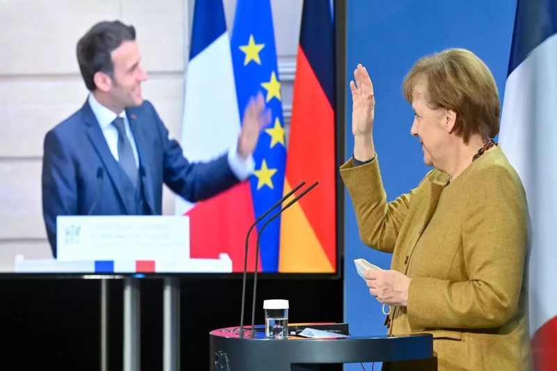 Draghi, Merkel, and Macron talks to call on the EU Council in speeding up vaccines against COVID-19