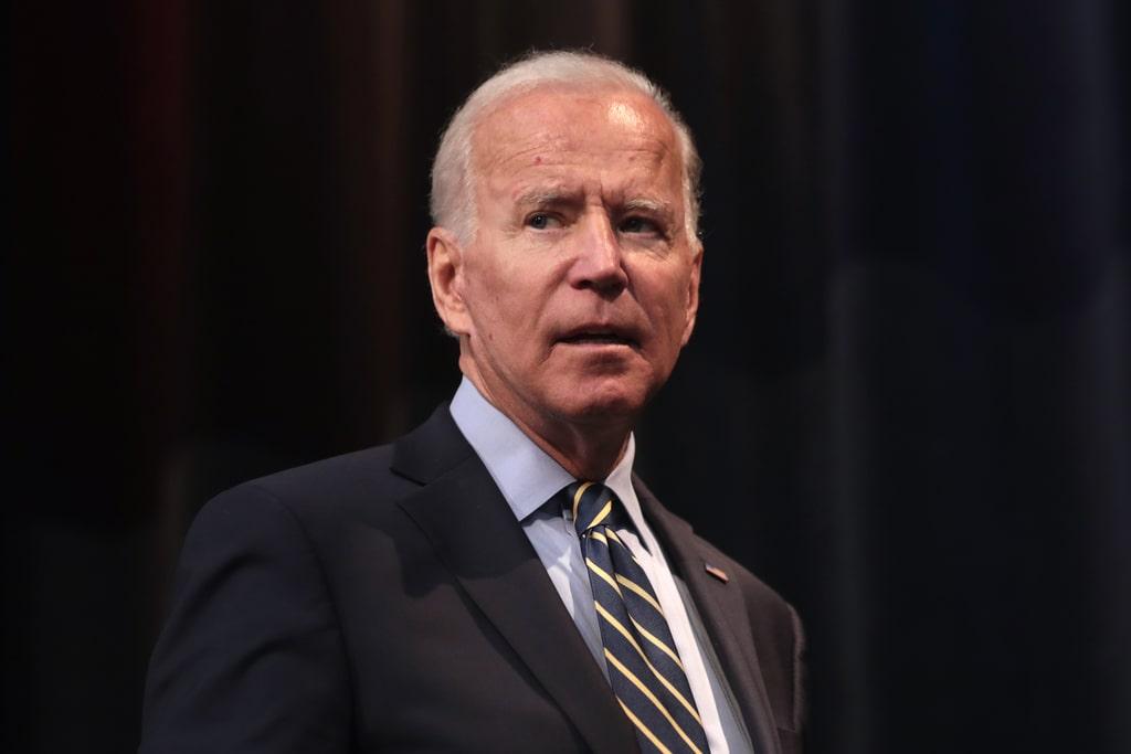 Biden for countering China's BRI through similar initiatives
