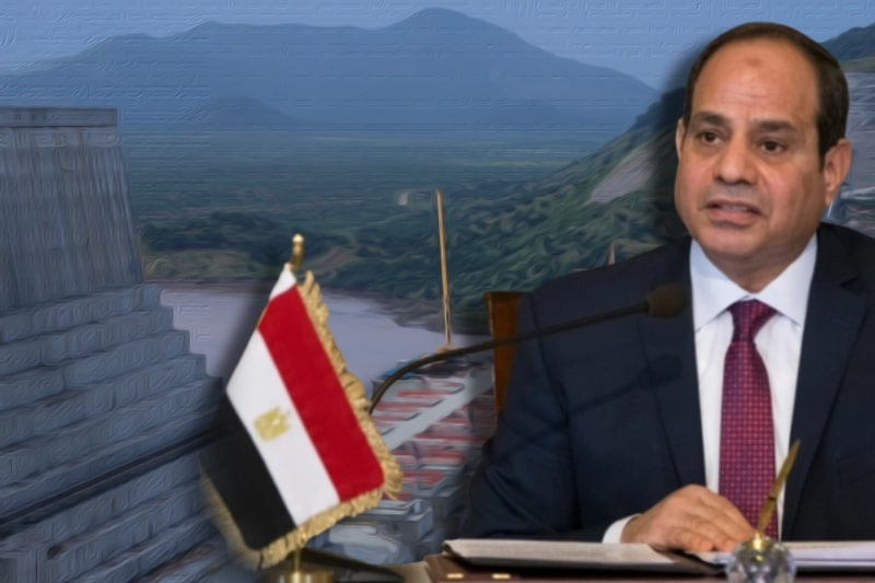 Egypt urges international diplomatic intervention to resolve Ethiopian mega-dam dispute