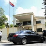 North Korea embassy in kuala lampur min 150x150 - Iran Not In The Mood For Meeting Unless America Withdraws Sanctions
