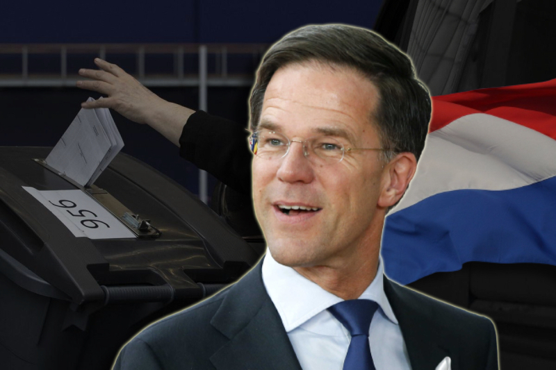 Netherlands: Mark Rutte wins election, fourth time in a row