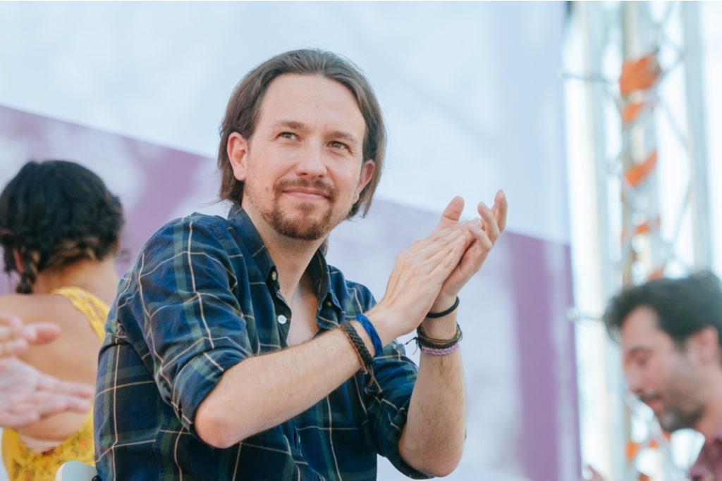 Why Pablo Iglesias Withdrew From The Office As Dep. PM