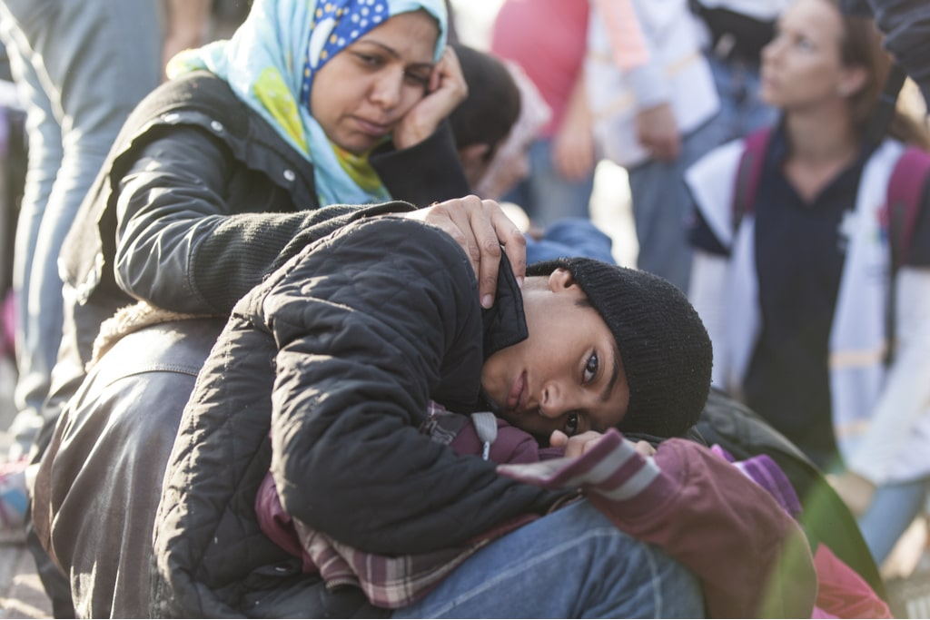 Grazed British aid supply might leave Syrian refugees sans legal support