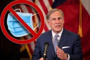 Texas becomes the first US state to lift mask mandate