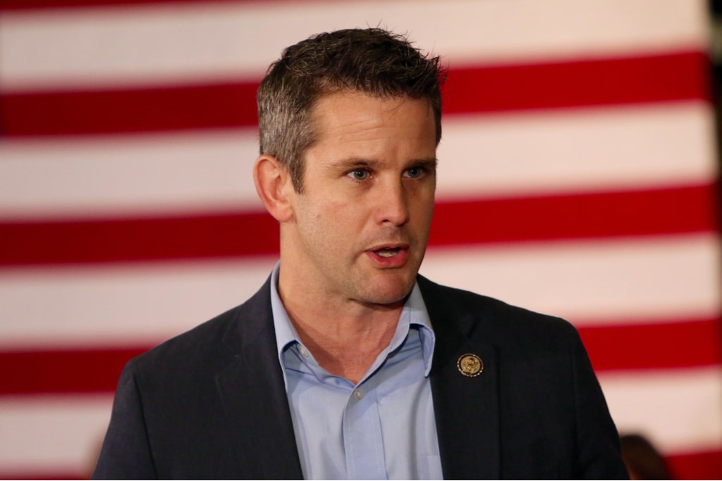 Illinois Rep Adam Kinzinger demands Matt Gaetz's resignation