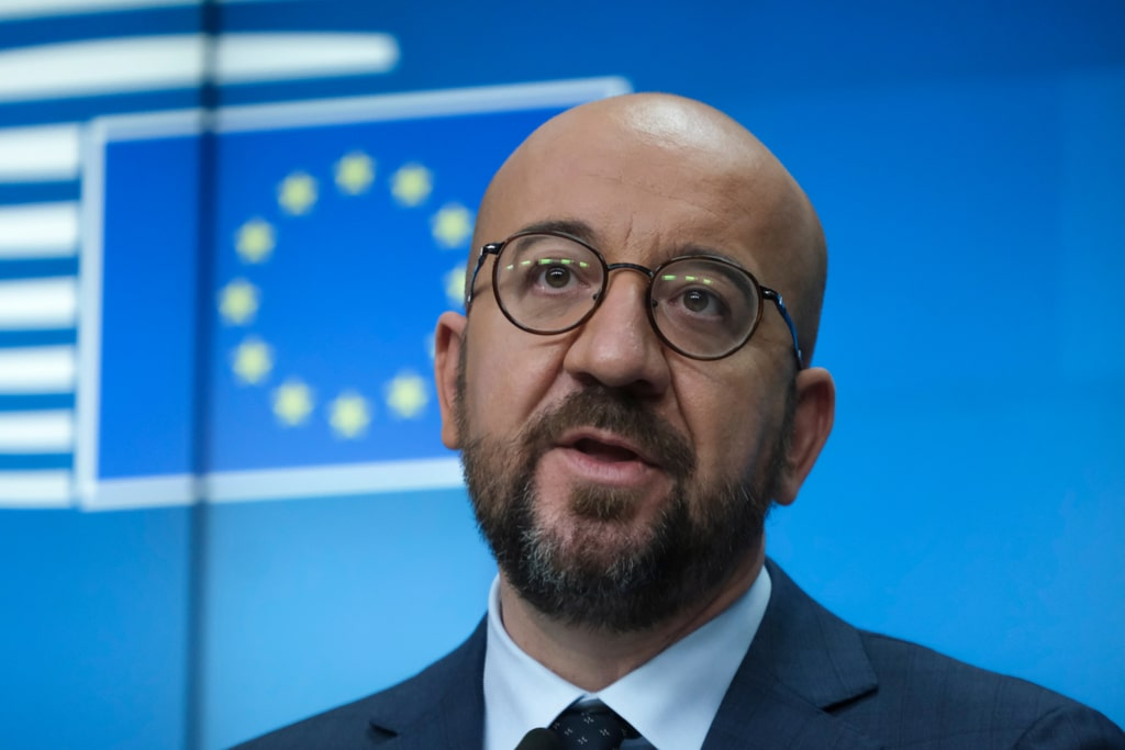 Sofa-Gate: polemics also on the EU Council president Charles Michel