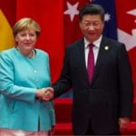 Chinese President Xi Jinping and German Chancellor Angela Merkel min 150x150 - Biden to unveil a plan to address gun violence