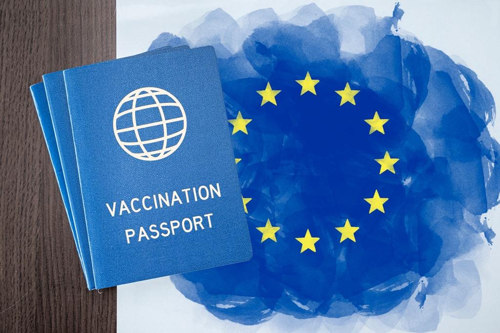 EU Vaccine passport min - Home