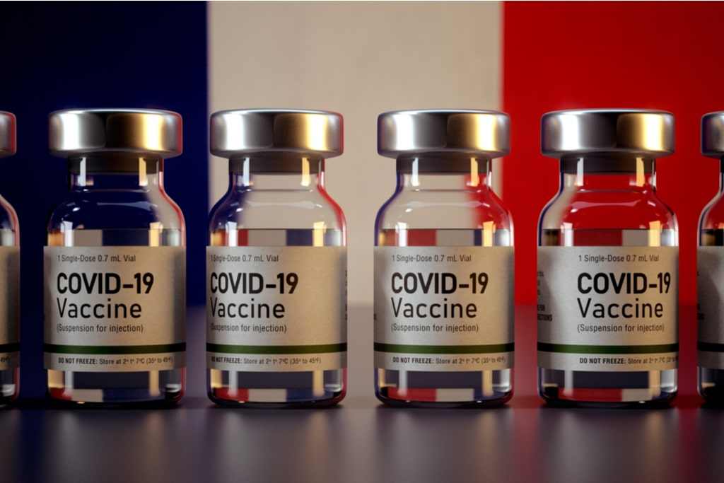In France a wait of six months between the first and second dose of the anti-coronavirus vaccine