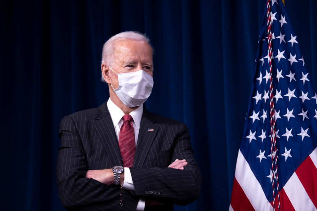 Biden to announce an end to decades-long war