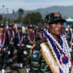Myanmars military force min 150x150 - ASEAN urged to act against Myanmar over violation of human rights