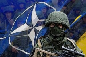 With Russia threatening its borders, Ukraine urges NATO to ramp up its membership