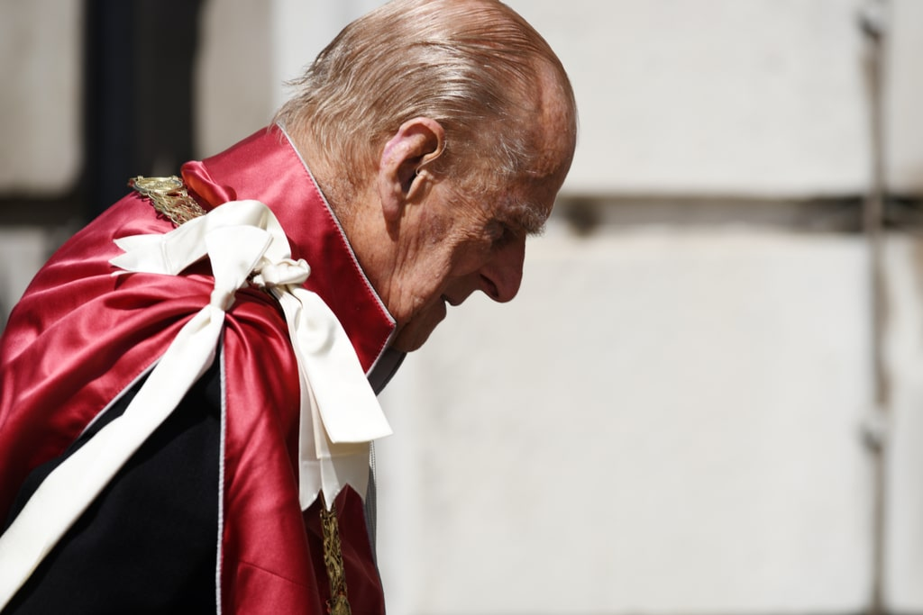 Royal family mourns Prince Philip as tributes flood in from the nook