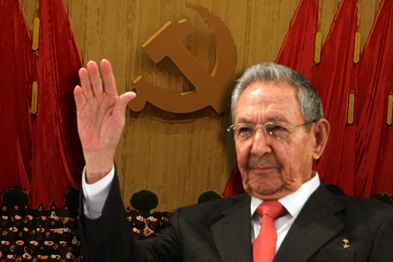 Raul Castro confirms his resignation as head of Cuban Communist Party