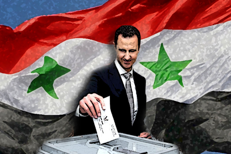 Decades into war Syria to hold elections: will it bring a change or tighten Assad's grip