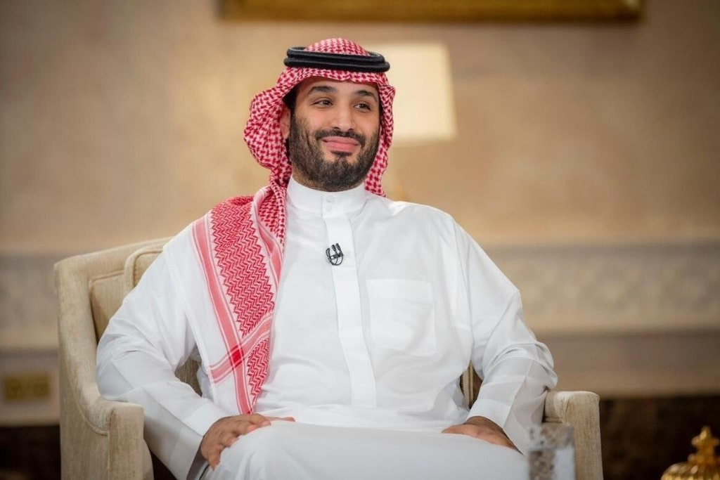 Saudi Arabia's Crown Prince Salman seeks 'good' relations with arch rival Iran
