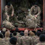 america troop withdrawal from afghanistan