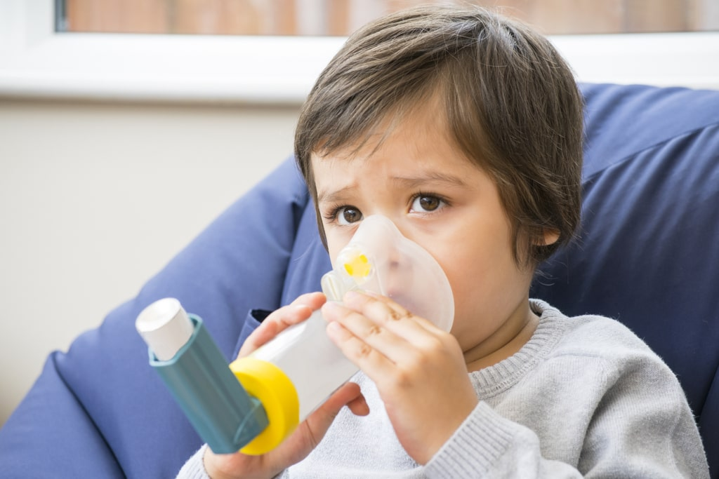 Air Pollution & Health: Exposure in-utero to UFPs in air cause of asthma in toddlers