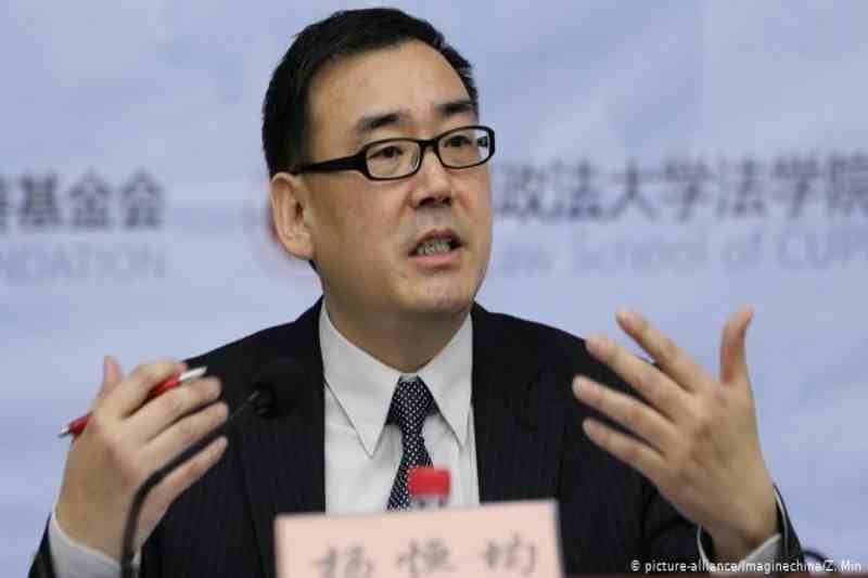China keeps diplomats out of trial of Australian Yang Hengjun