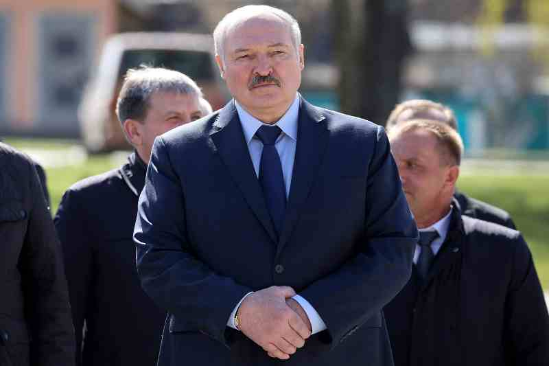 Belarus president terms backlash on plane incident 'planned and predicted'