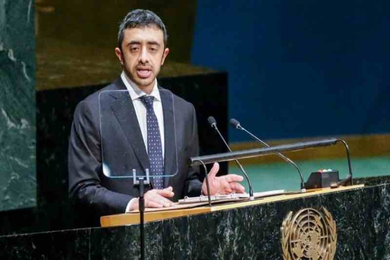 UAE announces to host Climate Change Convention in 2023