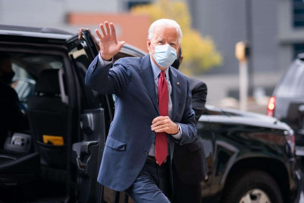 Joe Biden 5 min - Home
