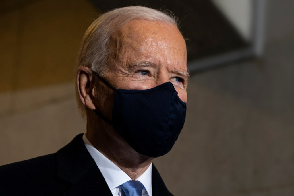 Joe Biden vows to donate 80 million vaccines to other countries