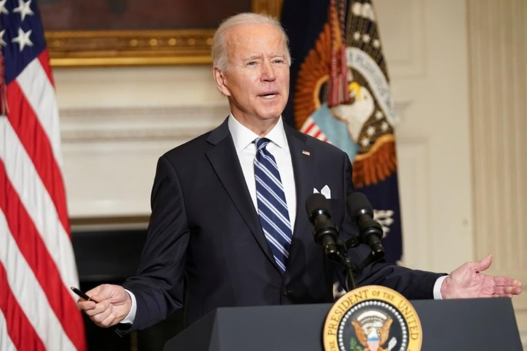 Biden flaunts Israel-Gaza ceasefire surviving his Presidency's first foreign crisis