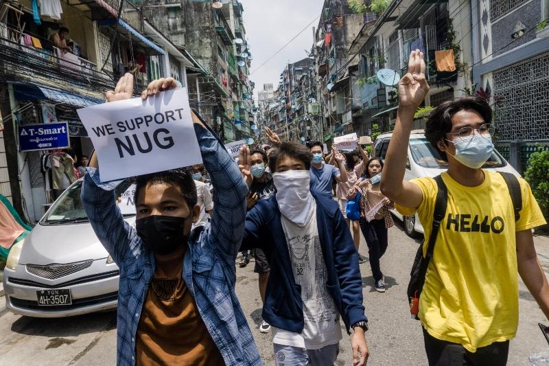 Myanmar's NUG announces a 'defense force'